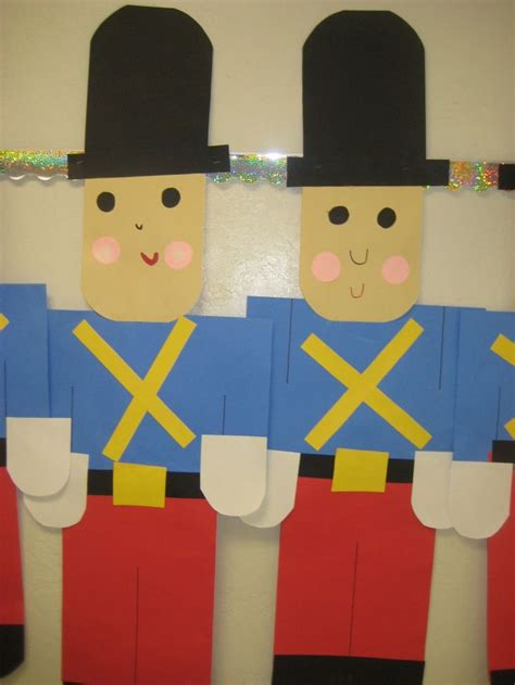 nutcracker crafts for soldiers craft projects