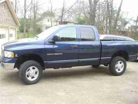 automobile air conditioning repair 2003 dodge ram 2500 windshield wipe control purchase used 2003 dodge ram 2500 crew cab 4wd cummins diesel in paris tennessee united states