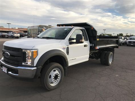 Auto Car Dump Truck For Sale by Ford F550 Dump Trucks For Sale Commercial Truck Trader
