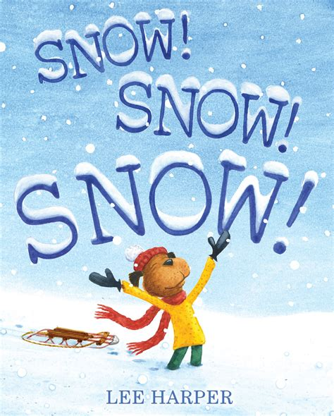 the snow picture book snow snow snow book by official