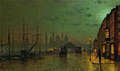 paint nite gatineau prince s dock hull by atkinson grimshaw