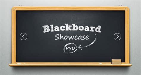 psd blackboard showcase slider psd web elements pixeden