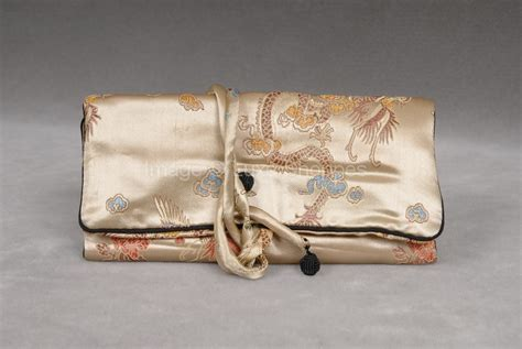 how to make a jewelry roll bag new satin jewelry travel pouch roll bag