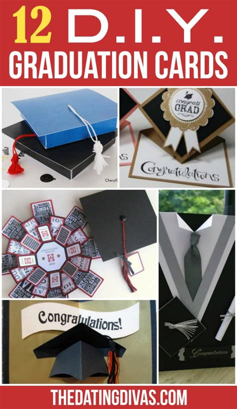 how to make a graduation card diy graduation cards images