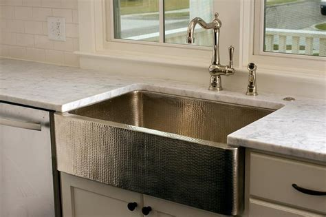 metal kitchen sinks hammered kitchen sink transitional kitchen
