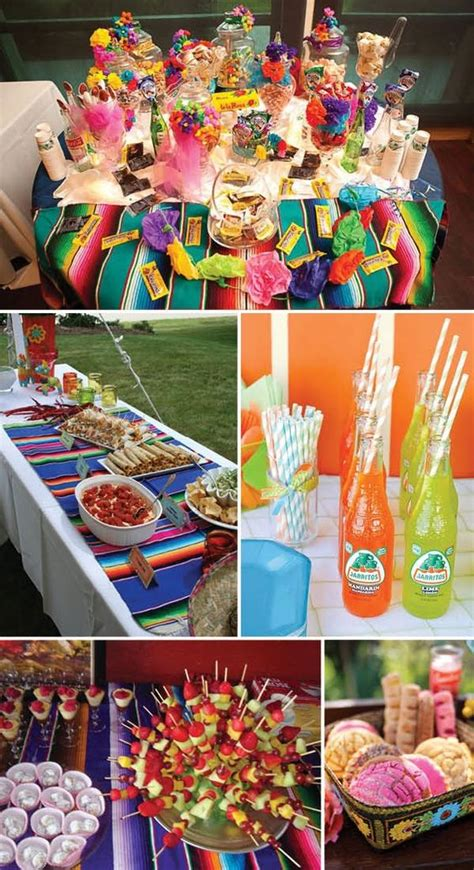mexican themed mexican themed wedding decor ideas that will floor you