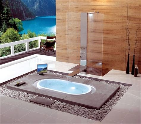 Bathroom Shower And Tub Ideas 25 designs for indoor and outdoor jacuzzi provide spa