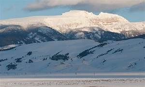 Sleeping Indian Mountain, Jackson Hole Wyoming - AllTrips