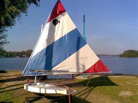 Opknapper Zeilboot by Sunfish Zeilboot Opknapper Advertentie 642523