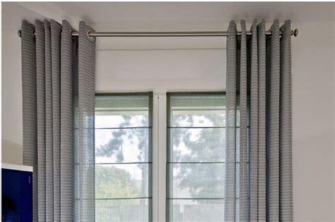 pose de rideaux et rideaux de conception de maison