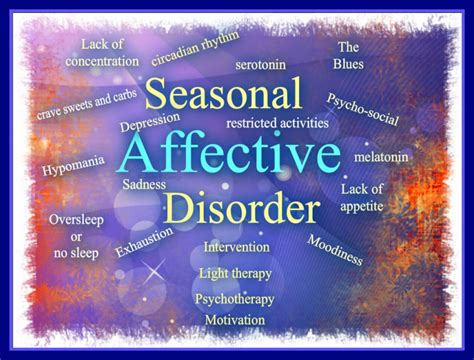 what is seasonal affective disorder sad and how is it