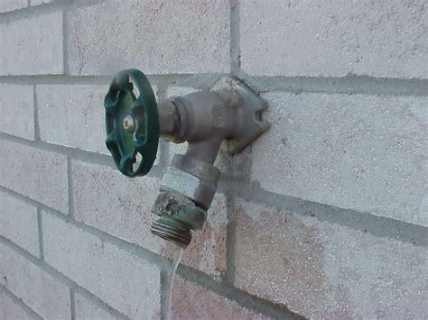 replace outdoor faucet diybanter