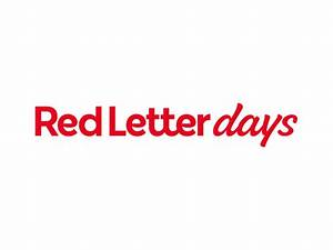 Exclusive 15% Off - Red Letter Days Voucher :: May 2016