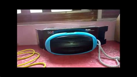 Boat Speakers Without by Boat Rugby Bluetooth Speaker Full Review Db Test And Audio