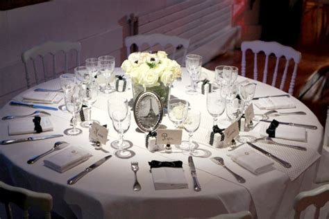 d 233 co table mariage on mise en place marque place and napkins