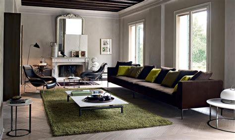 B Home Interiors : Modern Living Room Furniture Design