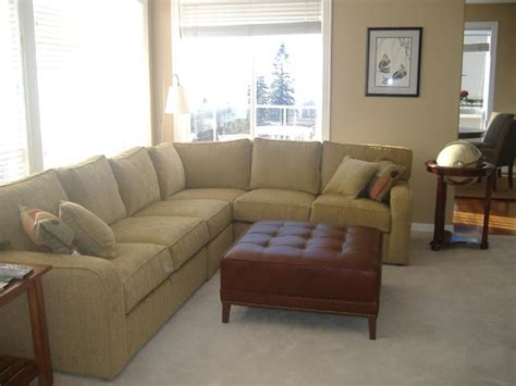 Ethan Allen Retreat Sectional Sofa by Sectional Sofas Ethan Allen Roll Arm Sectional