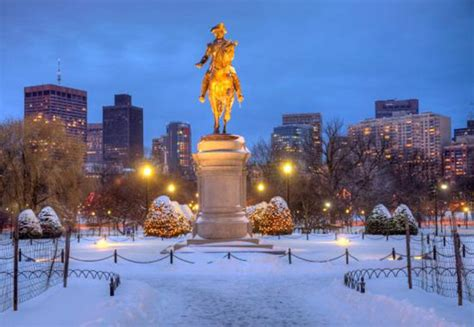 Romantic Boat Rides In Boston by America S 15 Most Romantic Cities For Winter Travel