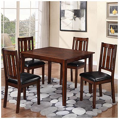 5 pub dining set at big lots table 36 x 48 x 30