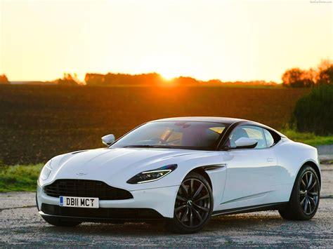 Aston Martin Db11 V8 (2018)  Pictures, Information & Specs