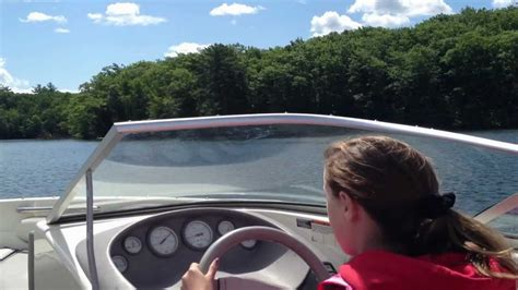 Boat Driving Youtube by Learning To Drive A Boat Youtube
