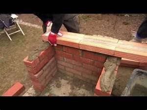 Grill Selber Bauen Mauern : gartengrill bauen anleitung steingrill schnell und einfach selbst bauen der grill youtube ~ Markanthonyermac.com Haus und Dekorationen