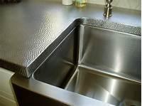 stainless steel counter Stainless Steel Countertop - Brooks Custom