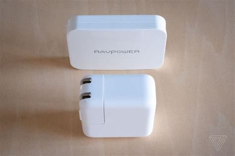 Anker Gallium by Ravpower S Tiny 45w Gallium Nitride Charger Almost Sits