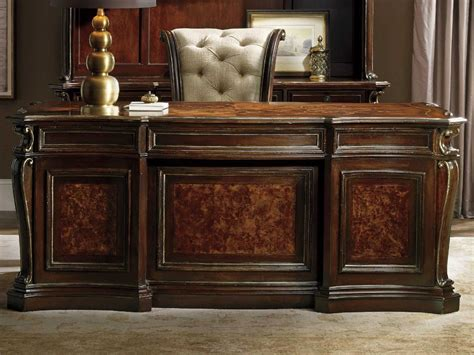 Hooker Furniture Grand Palais Dark Wood 73''l X 39''w. Bed That Turns Into A Desk. Wide Console Table. Filing Cabinets 2 Drawer. Periodic Table Shirt. Wood Prep Table. Power Desk Pro. King Bed Frame With Drawers Underneath. Antique Wooden Desk For Sale