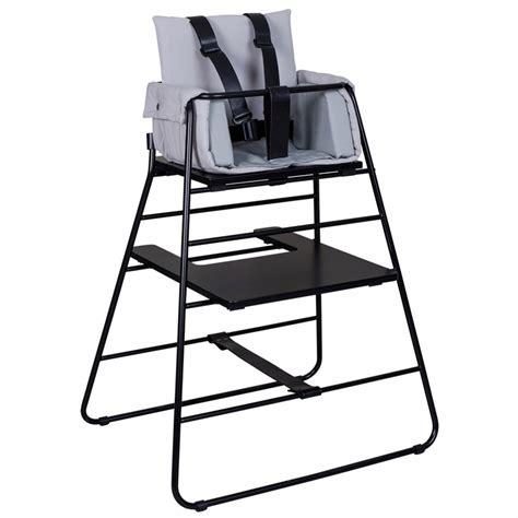 harnais de s 233 curit 233 pour chaise haute towerchair noir budtzbendix univers b 233 b 233 smallable