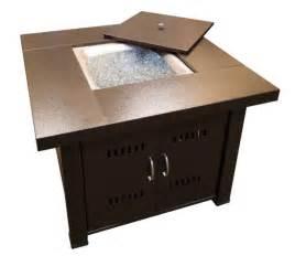 az patio heaters gs f pc propane pit antique bronze