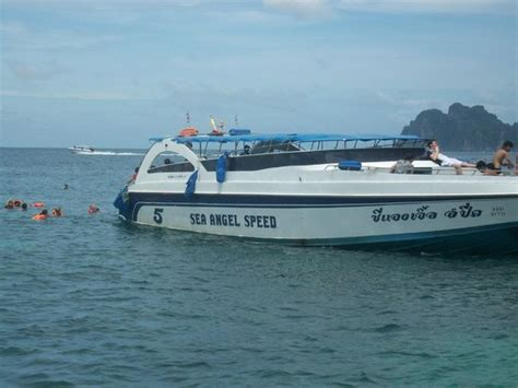 Angel Boat Cruises by Our Speedboat Picture Of Sea Angel Cruise Phuket