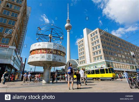 Alexanderplatz Stockfotos & Alexanderplatz Bilder Alamy