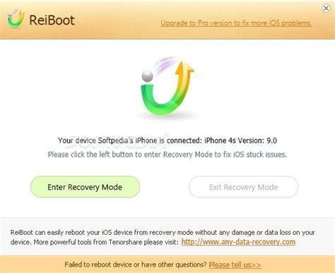 Reiboot Pro Crack by Download Reiboot 2 0 Incl Crack Keygen Patch