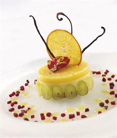dessert gastronomique recette