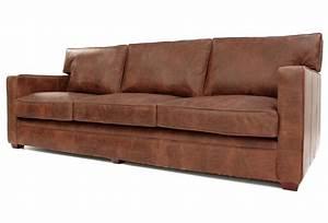 Big Sofa Vintage : whitechapel extra large vintage leather sofa bed from old boot sofas ~ Markanthonyermac.com Haus und Dekorationen