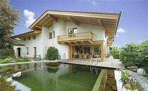 Holzanbau Am Haus : massivholzhaus schnaitsee scherer ~ Markanthonyermac.com Haus und Dekorationen
