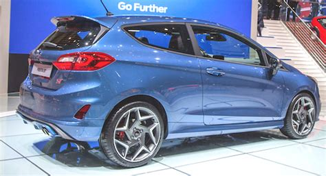 2019 Ford Fiesta Rs Review And Specs  Ford Trend