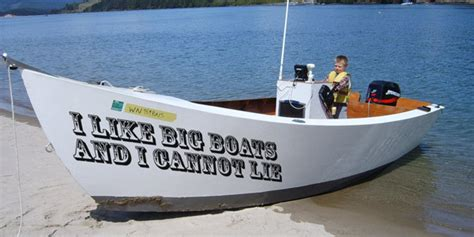 Drunk On A Boat by 11 Hilarious Boat Names That Need To Be On Real Boats