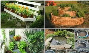 Ideen Für Kleinen Gartenteich : kleiner garten ideen gestalten sie diesen mit viel kreativit t ~ Markanthonyermac.com Haus und Dekorationen