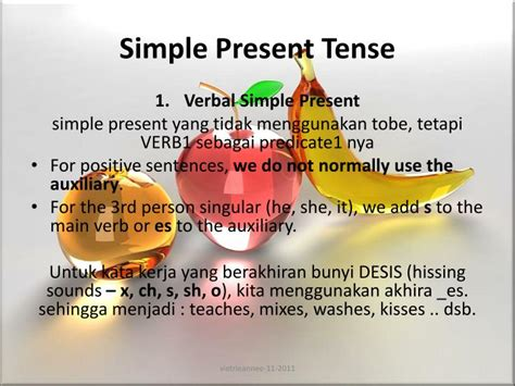 Ppt  Simple Present Tense Powerpoint Presentation Id3021399