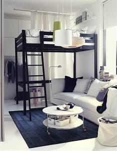 Teenager Zimmer Kleiner Raum : wohnlandschaft mit bettfunktion ein kleines ambiente ausstatten ~ Markanthonyermac.com Haus und Dekorationen