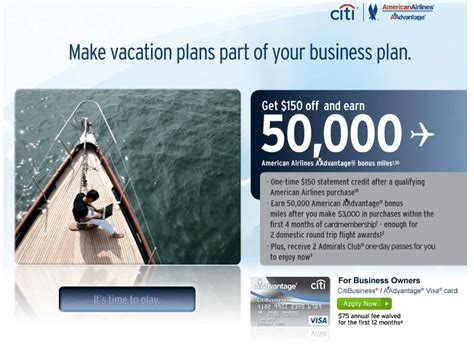 Amazing Deal 100,000 American Miles With Citi Credit