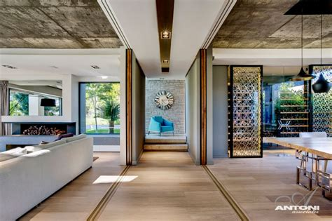 Modern Interiors Of Pearl Valley