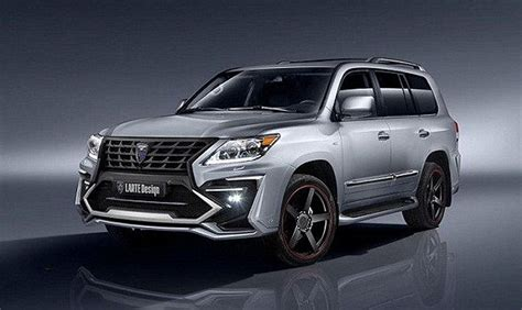 2018 Lexus Lx 570 Redesign And Pictures  Cars Review 2019