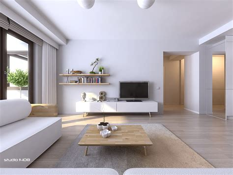 Minimalist Apartment : Apartment Living For The Modern Minimalist