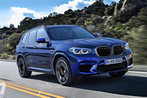 Upcoming 2019 Bmw X3 M Gets Rendered