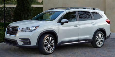2019  Subaru  Ascent  Vehicles On Display Chicago
