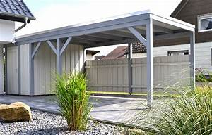 Aluminium Carport Mit Abstellraum : carport pollmeier holzbau gmbh ~ Markanthonyermac.com Haus und Dekorationen