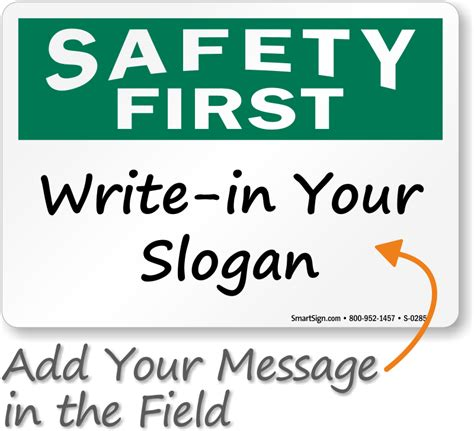Custom Safety First Signs  Custom Safety Slogan Signs. Boston Luxury Apartments For Rent. Online Mailing List Service The Rapper Nas. Writing A Summary Essay Cold Air Distributors. Accredited Online Bachelors Degree In Social Work. London Engagement Rings How To Setup Ecommerce. Methodist Hospital Medical Center Houston Tx. Att Cable Tv And Internet Training For A Chef. Phd Scholarships For International Students